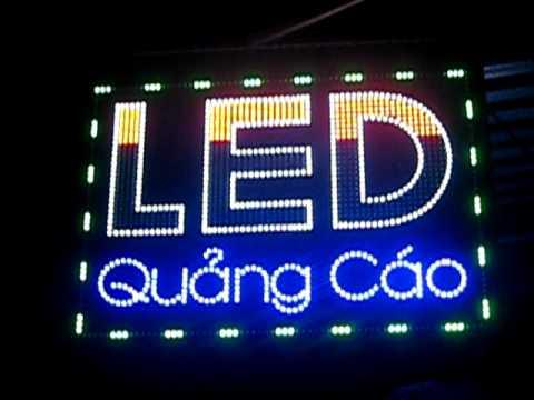 Cần chú ý gì khi sử dụng biển quảng cáo đèn LED