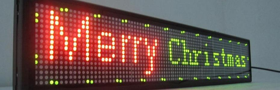 Địa chỉ lắp đặt biển hiệu hộp đèn led tại Hà Nội