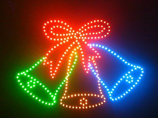 Thiết kế tấm biển đèn led cần những gì 1